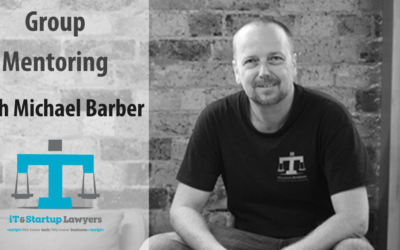 Legalities for Startups: Group mentoring with Michael Barber